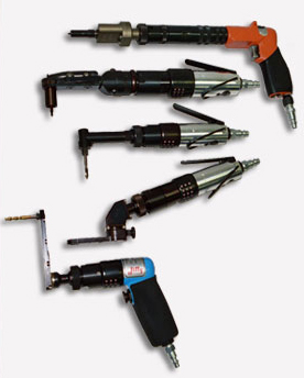 Jiffy Air Tool Drills